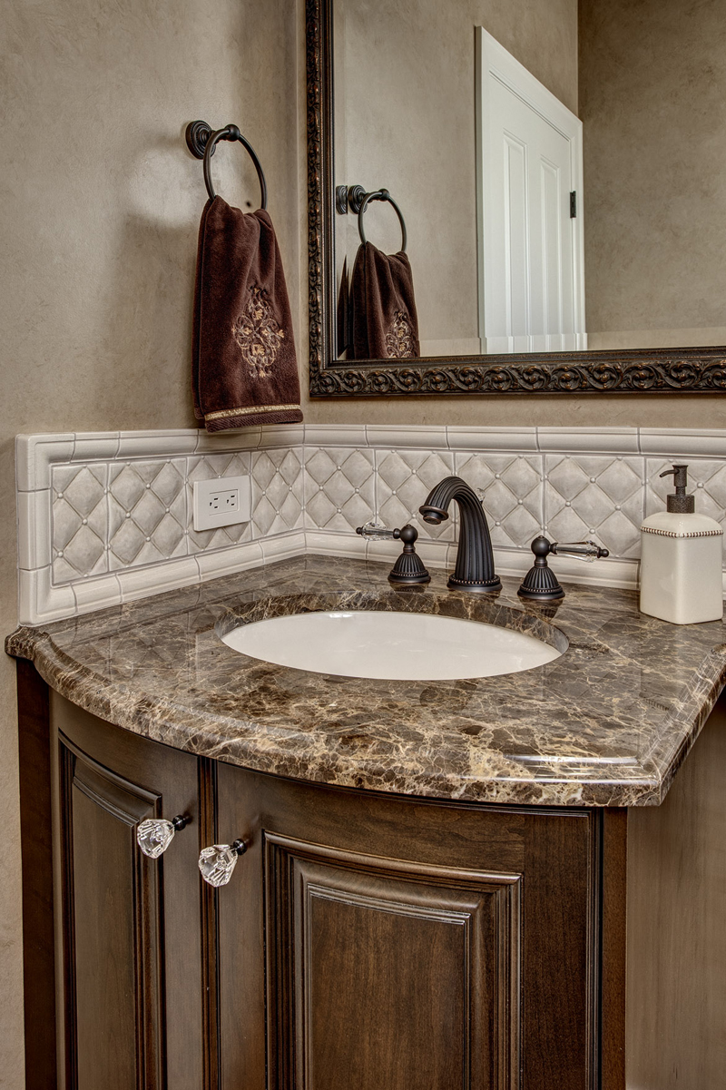 Powder Room - Provanti Designs, Inc.