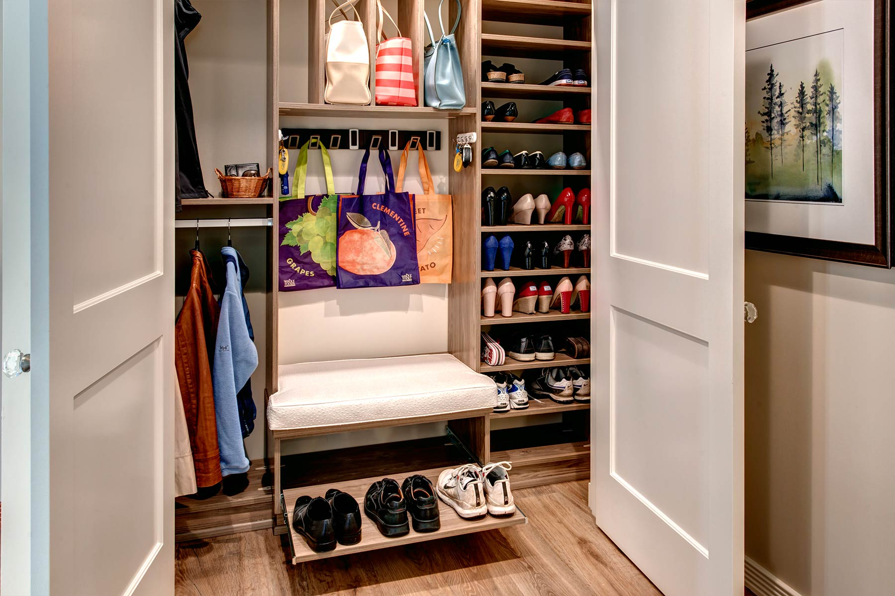 Closets Provanti Designs