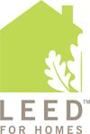 LEED logo graphic