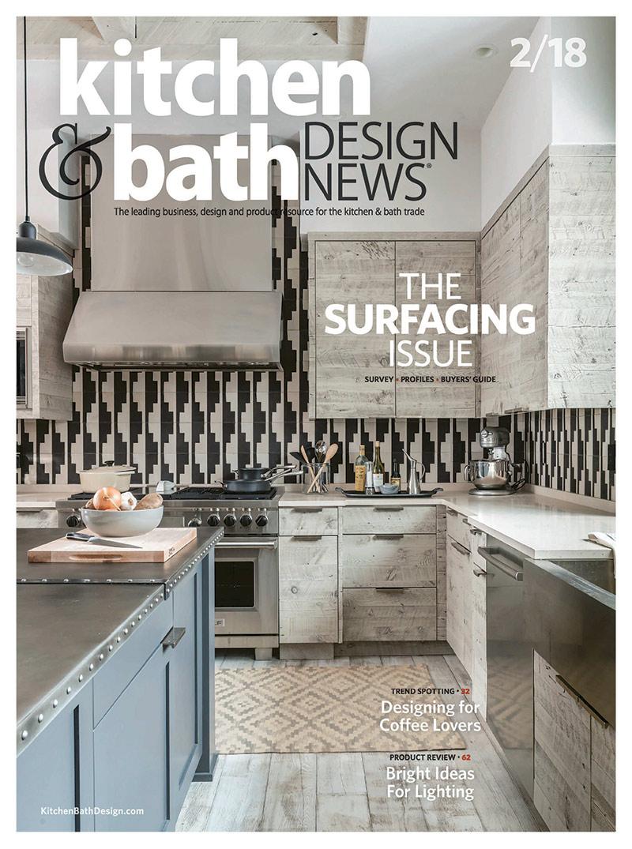 Kitchen And Bath Design News Article